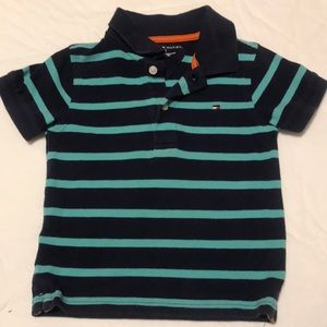 Tommy Hilfiger 2T polo style shirt